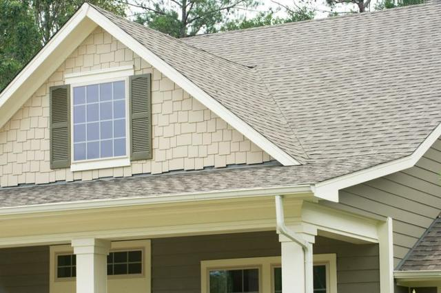 Accent your Homes Exterior with Staggered Shingles - Image 1