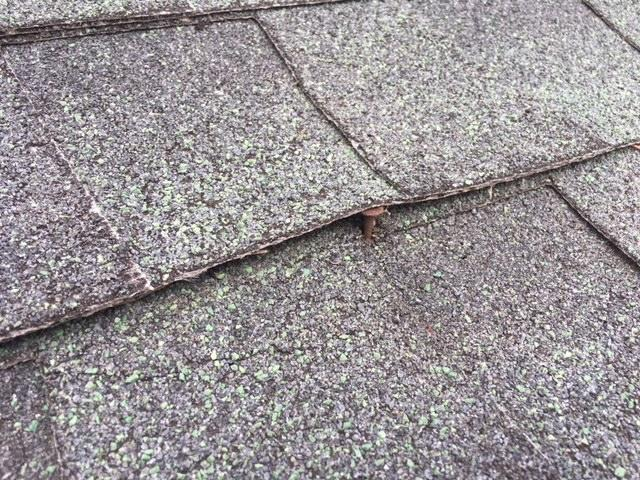 Why are my nails popping on my roof - Image 1