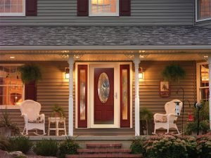 Storm Doors with Screens from Krumwiede Home Pros